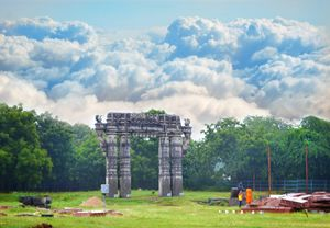 Bike Trip Hyderabad to warangal