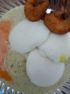 Best breakfast in Bangalore-Accidental idlis