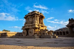 Hampi 2 Day itinerary (total budget 1800rs)