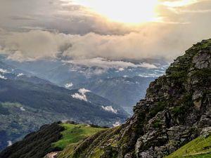 Turning 24 at Chanshal Peak