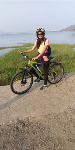 An offbeat weekend escape exploring the city of Pune through mountain-biking #learningholiday