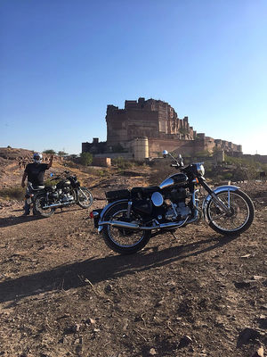 WEEKEND RIDE TO THE ROYAL CITY OF JODHPUR!!