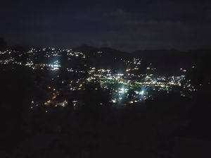 Bhimtal from my room