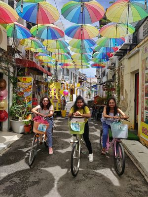 """""""3 girls..3 places..1 beautiful journey"""" --MALAYSIA.."""" TRULY ASIA""""--Part 1"""
