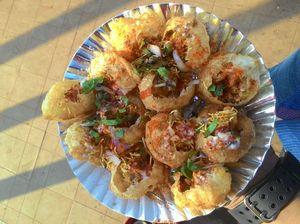 HUNGRY, GRAB A ₹100/- #streetfoodindia