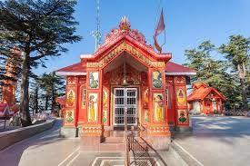 World's tallest Shri HANUMAN ji statue at Shimla, Himachal Pradesh - JAKHOO TEMPLE. BLOG-2