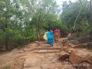 Inner Path Girivalam, Thiruvannamalai