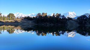 Deoria Tal( Reflection Lake)