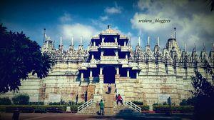 Chaturmukha Jain Temple, popularly known as Ranakpur Jain Temple...