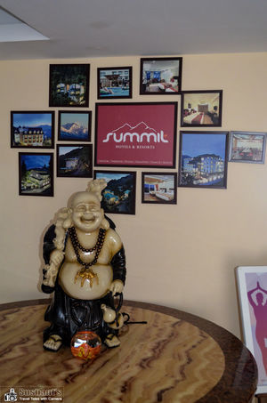 Summit Golden Crescent Resort & Spa, Gangtok