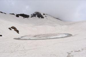 Bhrigu lake track
