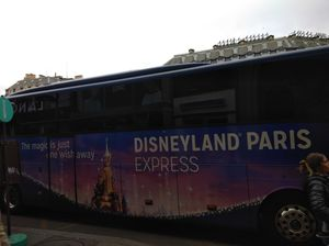 Paris; How Eiffel tower underwhelmed me and Disney overwhelmed me!