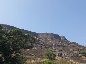 "Mesmerizing experience of ""Visapur fort"" trek"