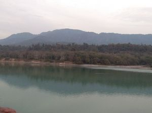 City by Himalayan Foothills, land of sacred river and adventure- Rishikesh#tenphotos