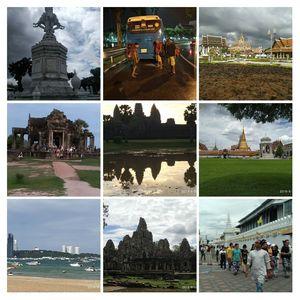 10 दिवसीय थाईलैंड औऱ कंबोडिया यात्रा