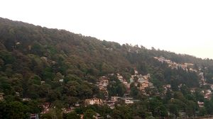 Nainital a chill for summer