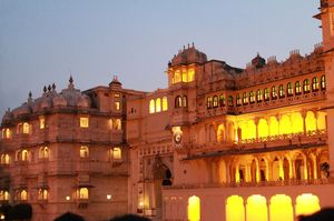 UDAIPUR- Venice of the East