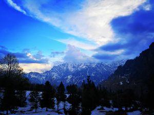 #Manali #Mountains #Peace #View