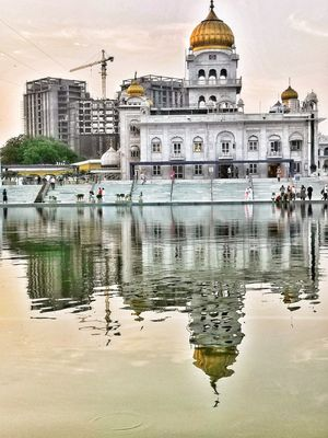 Shri Gurudwara Bangla Sahib |Patel Chowk| Peace of Mind|
