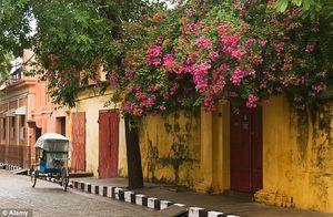 Retreating to Pondicherry