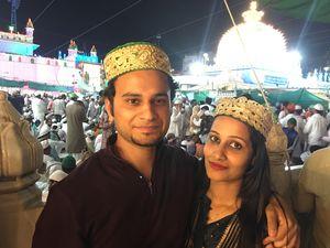 Family trip to Ajmer Sharif Dargah - A Big Day