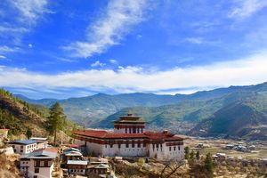 A Chilling experience in Paro