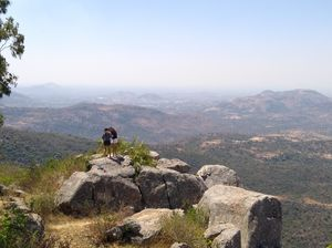 Road trip to Horsley Hills From Bangalore