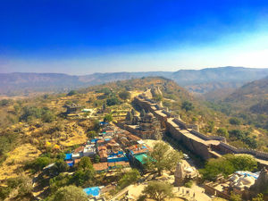 A Historical Treasure!! Kumbhalgarh