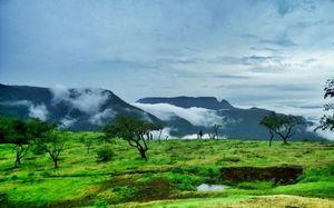 Best One Day Monsoon Trek near Mumbai & Pune - Peb Fort (Vikatgad)