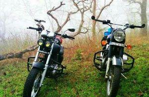Soul ride for unknown destination