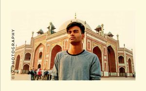 My Sunday in Humayun Tomb