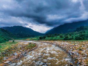 Beautiful place in siliguri (India)