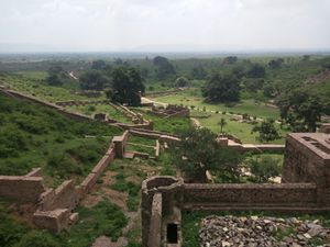Road trip to Bhangarh Fort