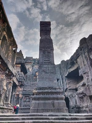 Recently visited most amazing place Ellora