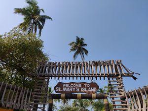 St Mary's Island, udupi