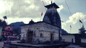 Raj Rajeswari temple:Pauri Garhwal