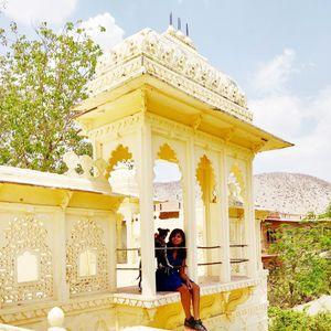 Spending my Summers in Resorts - Alwar, Rajasthan