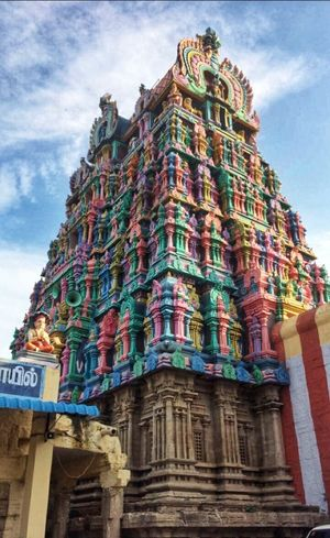 City of Temples - Madurai