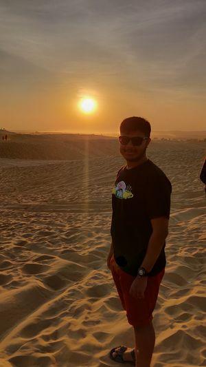 Solo trip to jaisalmer!