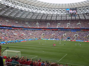 9 Days in Russia for the World Cup . My First Blog Ever