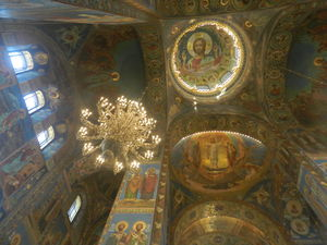 Church of the Savior on Spilt Blood 1/undefined by Tripoto