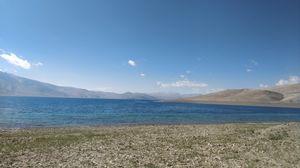 Tso Moriri lake