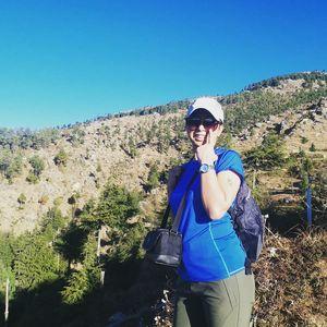 Standing Tall at  Churdhar Peak, Himachal Pradesh