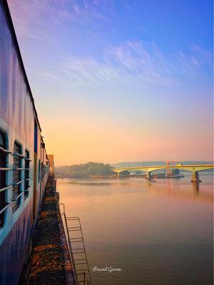 A Scenic Rail Route