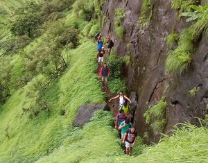 A Walk To Vikatgad