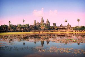 An Astrologer's Day at Angkor Wat, Siem Reap