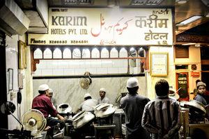 Karim's Jama Masjid - A Mughal Delight