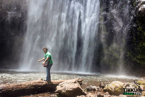 Dar es Salaam to Moshi, Kilimanjaro, Some Coffee and the Waterfall!