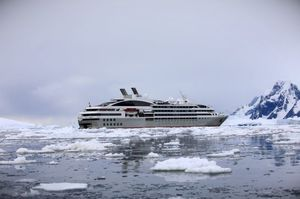 The Cruise to Antarctica: A Q Experience