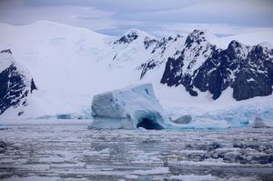 Neko Bay and Paradise Bay - Enter the Antarctic Peninsula